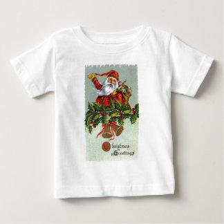 サンタクロース1 ベビーTシャツ
