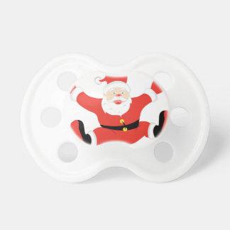 サンタクロース おしゃぶり
