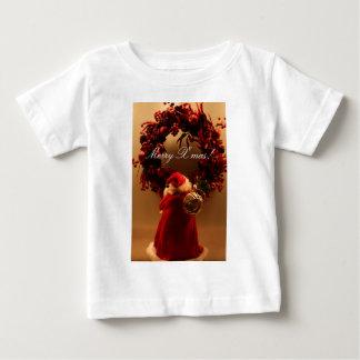 サンタクロース ベビーTシャツ