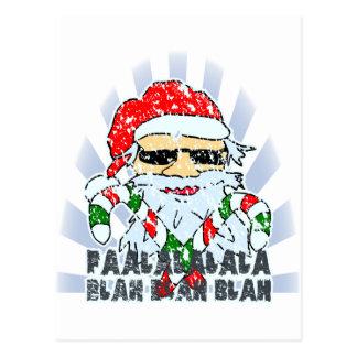 サンタクロース ポストカード