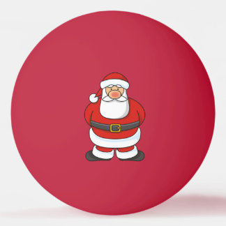 サンタクロース 卓球ボール