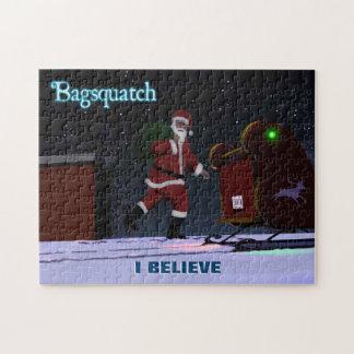 サンタクロース- Bagsquatch ジグソーパズル