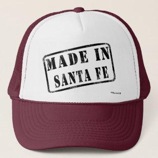 サンタフェで作られる キャップ