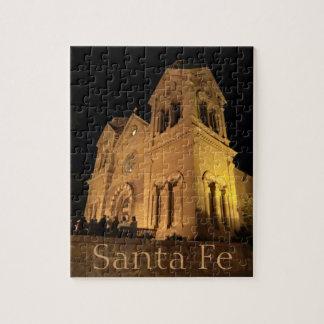 サンタフェのパズル ジグソーパズル