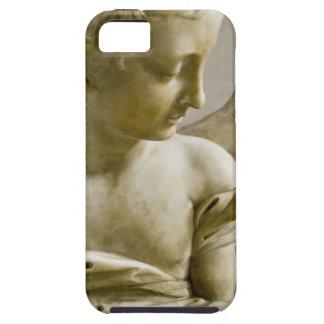 サンタマリアのdegli Angeliの天使のクローズアップ iPhone SE/5/5s ケース