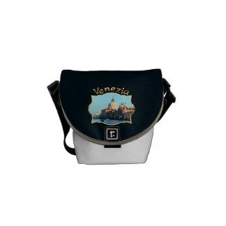 サンタマリアのdellaの挨拶のバシリカ会堂 メッセンジャーバッグ