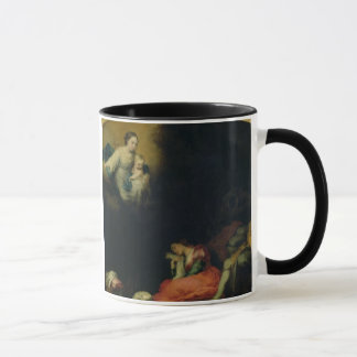 サンタマリアMaggiorの基礎の物語 マグカップ