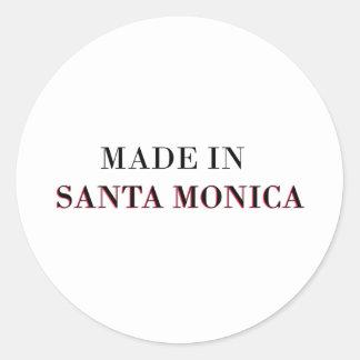 サンタモニカで作られる ラウンドシール