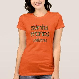 サンタモニカのワイシャツ Tシャツ
