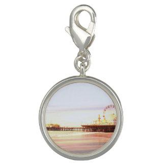 サンタモニカ桟橋の日の出 チャーム