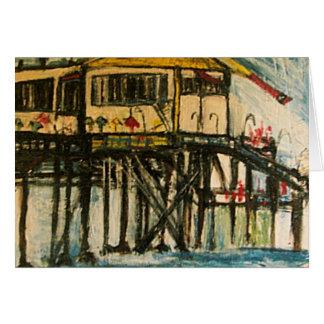 サンタモニカ桟橋 カード