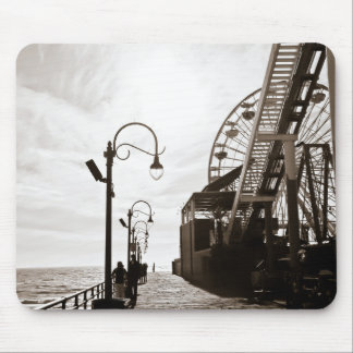 サンタモニカ桟橋 マウスパッド