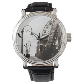 サンタモニカ桟橋 腕時計