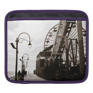 サンタモニカ桟橋 iPadスリーブ