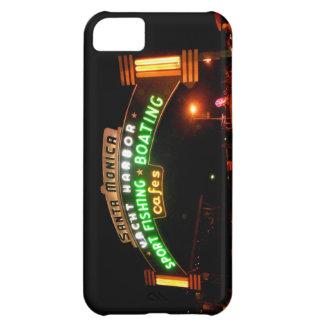 サンタモニカ桟橋 iPhone5Cケース