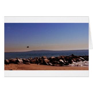 サンタモニカ、カリフォルニアOceanview カード