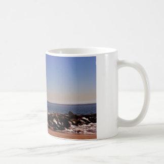 サンタモニカ、カリフォルニアOceanview コーヒーマグカップ