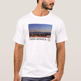 サンタモニカ、カリフォルニアOceanview Tシャツ
