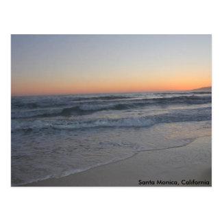 サンタモニカ ポストカード