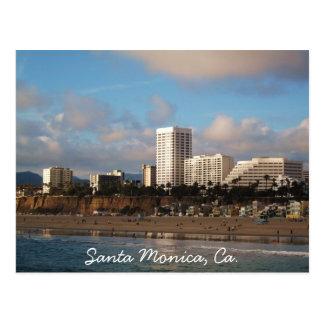 サンタモニカ、Ca. ポストカード
