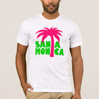 サンタモニカ Tシャツ