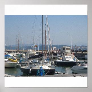サンタンデルの港 ポスター