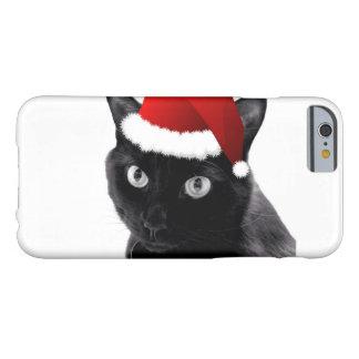 サンタ猫 BARELY THERE iPhone 6 ケース