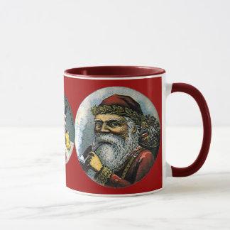 サンタ2 -マグ マグカップ