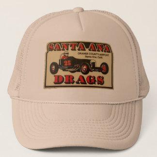 サンタ・アナのドラッグのストリップの帽子 キャップ