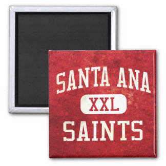 サンタ・アナの聖者の運動競技 マグネット