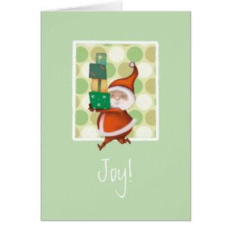 サンタ カード