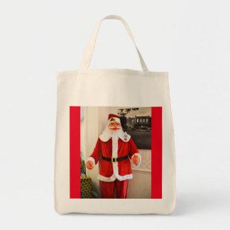 サンタ トートバッグ