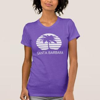 サンタ・バーバラのレトロ Tシャツ