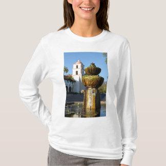 サンタ・バーバラの代表団の噴水 Tシャツ