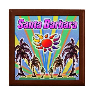 サンタ・バーバラの夏愛ギフト用の箱 ギフトボックス