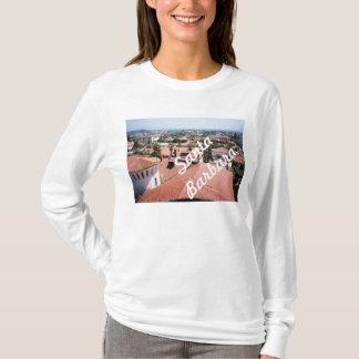 サンタ・バーバラは記念品のワイシャツを見落とします Tシャツ