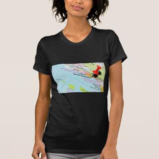 サンタ・バーバラ、カリフォルニア Tシャツ