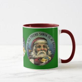 サンタ-マグ マグカップ