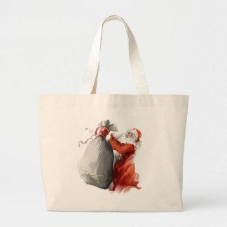 サンタ ラージトートバッグ