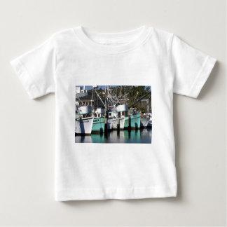 サンタBarbra ベビーTシャツ