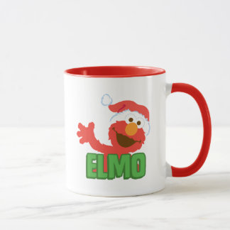 サンタElmo マグカップ