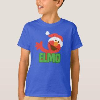 サンタElmo Tシャツ