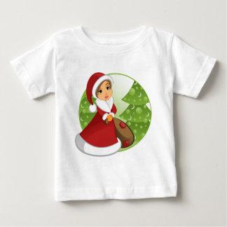 サンタgirl2 ベビーTシャツ