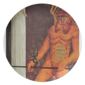 サンタMana del Soccorso: 匿名; c. 1470年 プレート