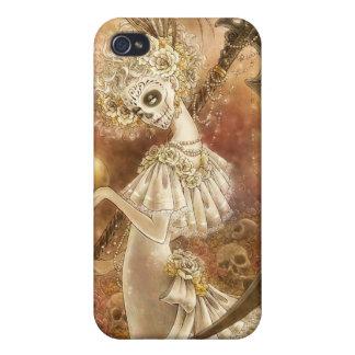 サンタMuerteのiphone 4ケース iPhone 4 Case