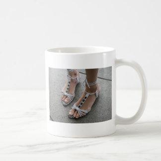 サンダル コーヒーマグカップ