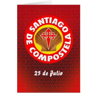 サンティアゴ・デ・コンポステーラ カード