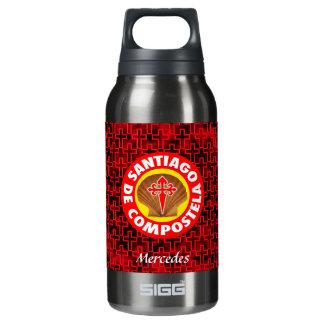 サンティアゴ・デ・コンポステーラ 断熱ウォーターボトル