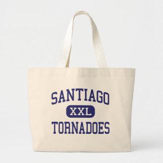 サンティアゴ-トルネード-後輩-サンティアゴ ラージトートバッグ