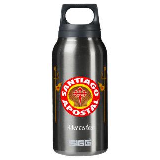サンティアゴApostal 断熱ウォーターボトル